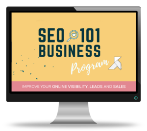 SEO 101 Business Programma