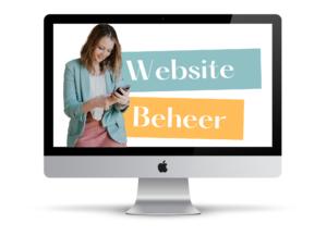 Online cursus: Website Beheer